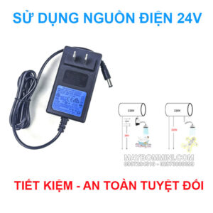 May Bom Tro Luc Nuoc 24v An Toan