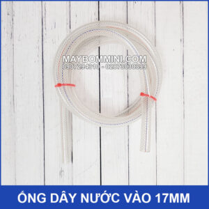 Ong Day Nuoc Vao 17mm 2 Met