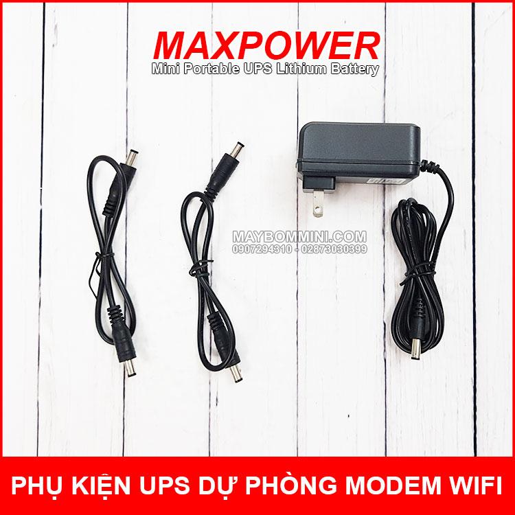 Phu Kien UPS Du Phong Modem Wifi