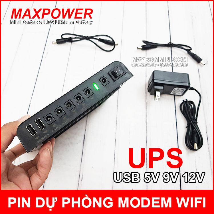Ups Modem Wifi Khoa Cua Box Tivi