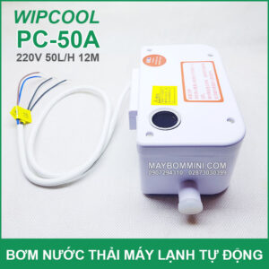 Air Conditioning Drainage Pump Wipcool PC 50A