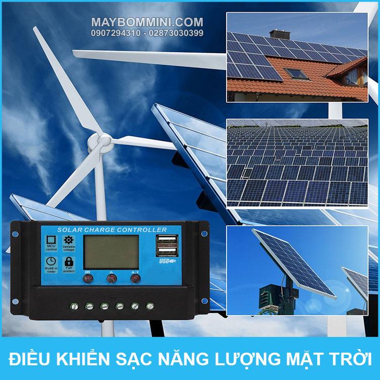 Auto Solar Charge Controller CMTD