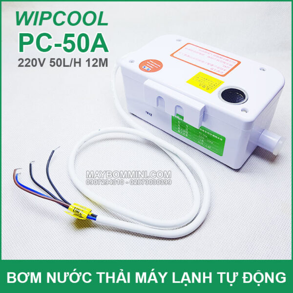 Bom Nuoc May Lanh Chinh Hang Gia Tot Wipcool