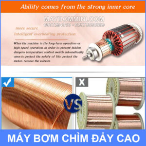 SURGEFLO May Bom Loi Dong Cao Cap