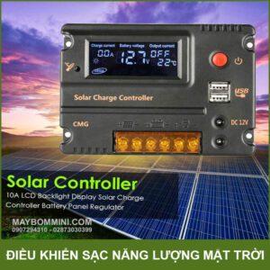 Solar Controller 12V 10A