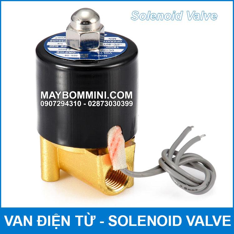 Solenoid Valve 12v 24v 220v