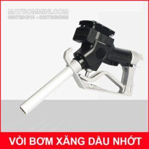 Voi Bom Xang Co Dong Ho