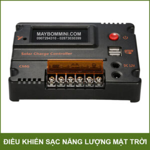 Bo Sac Nang Luong Mat Troi 12V 10A