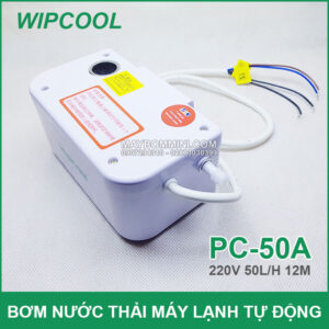 Bom Nuoc Dieu Hoa May Lanh Wipcool PC 50A Chinh Hang