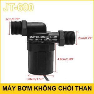 Kich Thuoc May Bom JT 600