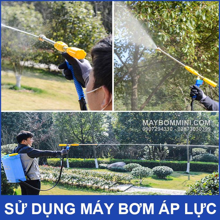 Su Dung May Bom Ap Luc