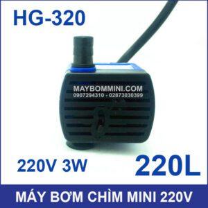 Bom Nuoc Ho Phong Thuy Mini