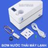 Bom Thai Nuoc May Lanh Gia Dinh Van Phong 220V 12m