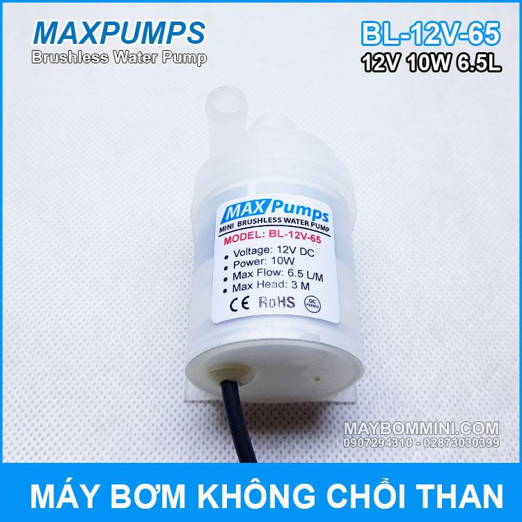 May Bom Thuc Pham 12v 650l
