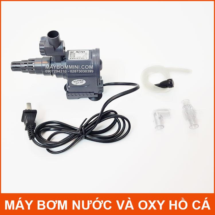 Bom Nuoc Va Oxy HJ721 Sunsun