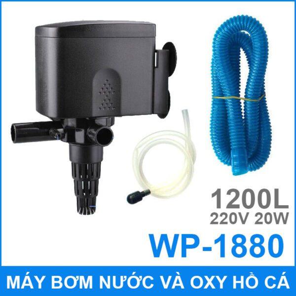 May Bom Ho Ca Va Oxy Loc Nuoc Sobo WP 1880