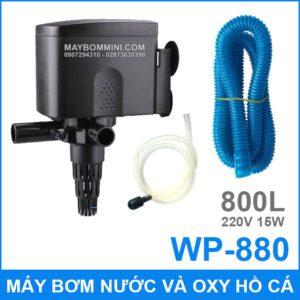 May Bom Ho Ca Va Oxy Loc Nuoc Sobo WP 880