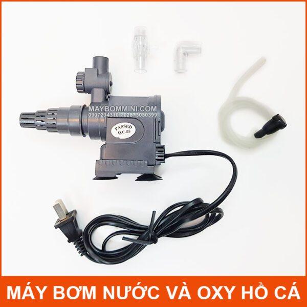 May Bom Oxy Va Loc Nuoc Ho Ca HJ 721