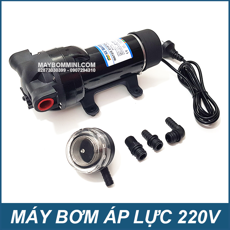 Shop May Bom Mini 220V Surgeflo FL200