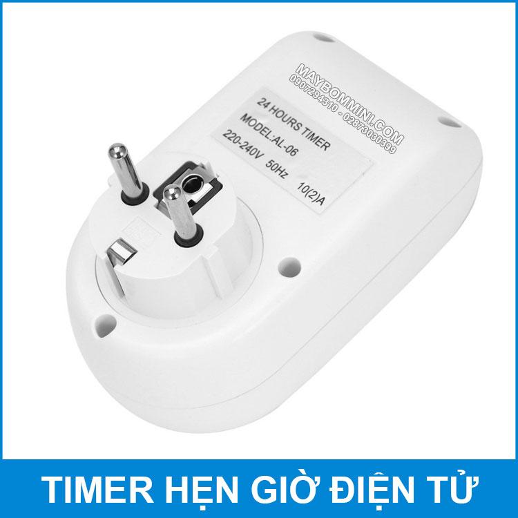 Digital Timer Smartpumps AL06