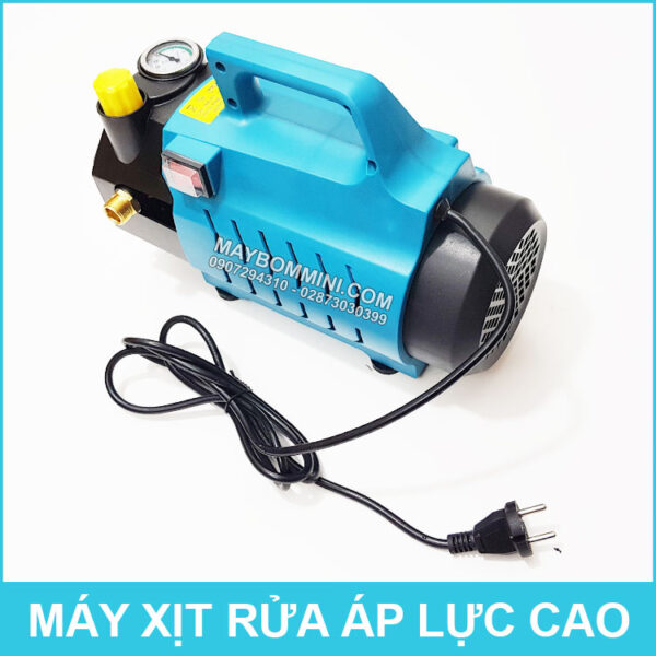 May Bom Ap Luc Co Chinh Ap Luc 220V Sumo TW05