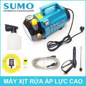 May Rua Xe Ap Luc Cao 220V 2200W 8L Sumo TW 05