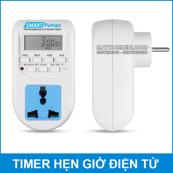 Programmable Electronic Timer Smartpumps AL 06