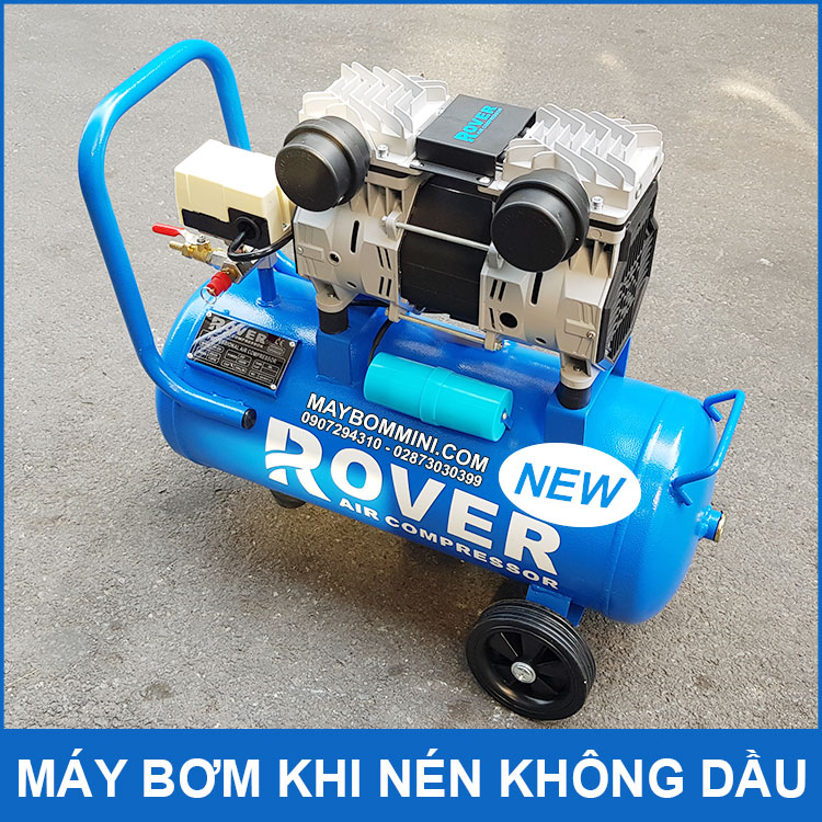 Air Compressor Oil Free ROVER 220V