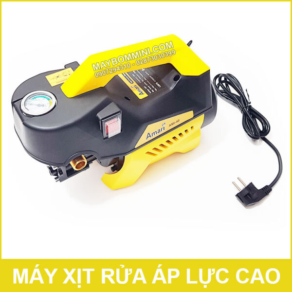 May Bom Ap Luc Cao 220V Amari 40