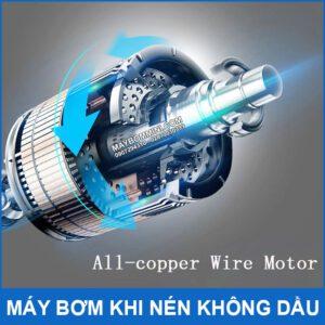 Mortor May Bom Hoi Khi Nen Loi Dong Cao Cap ROVER