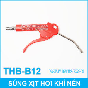 Voi Xit Khi Nen Ap Luc Cao THB B12 Taiwan