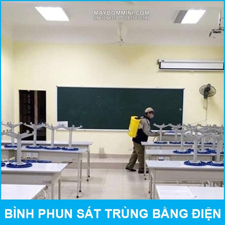 Binh Phun Hoa Chat Sat Trung Phong Dich QM315