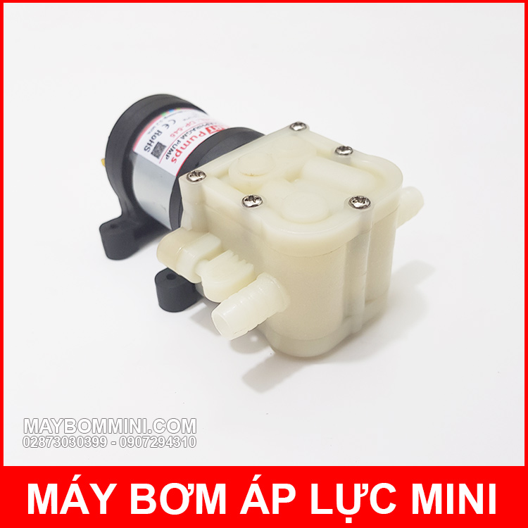 Bom Ap Luc Mini Phun Khu Khuan 24V DP 545