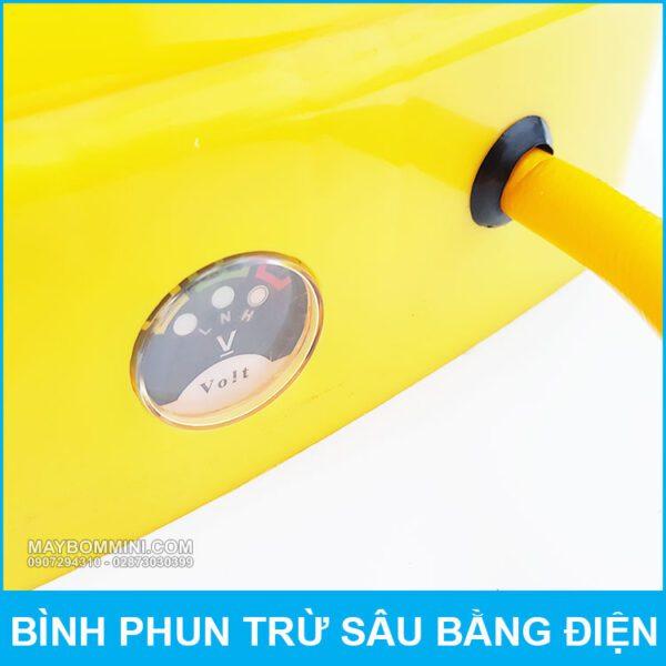 Dong Ho Bao Binh Ac Quy QM315