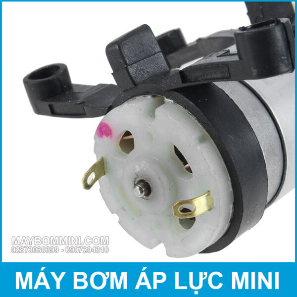 May Bom Mini Ap Luc 12V 12W 2L Smartpumps Gia Re Chat Luong