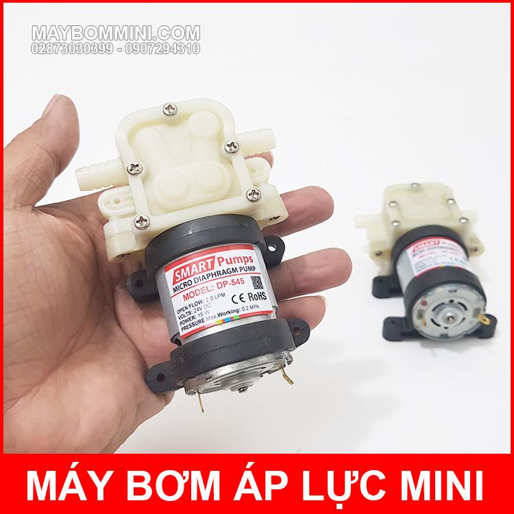 May Bom Phun Diet Khuan Mini 24V DP 545