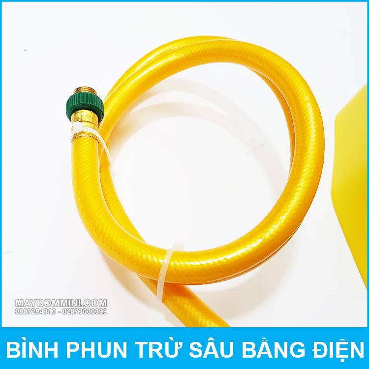 Ong Day Binh Phun Dien QM315
