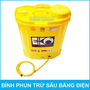 Binh Phun Bang Dien Tru Sau QM315 18L