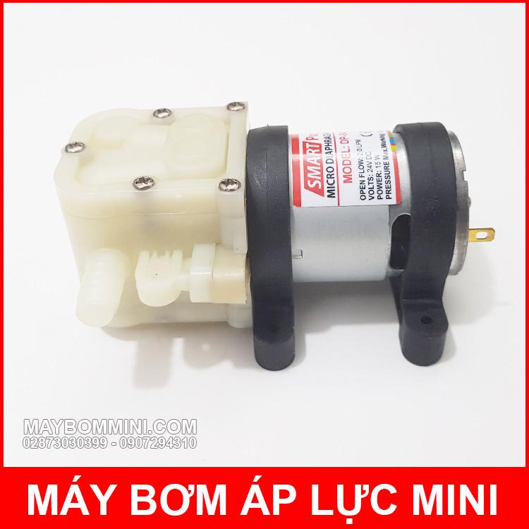 Bom Nuoc Mini Ap Luc 24V Smartpumps DP545