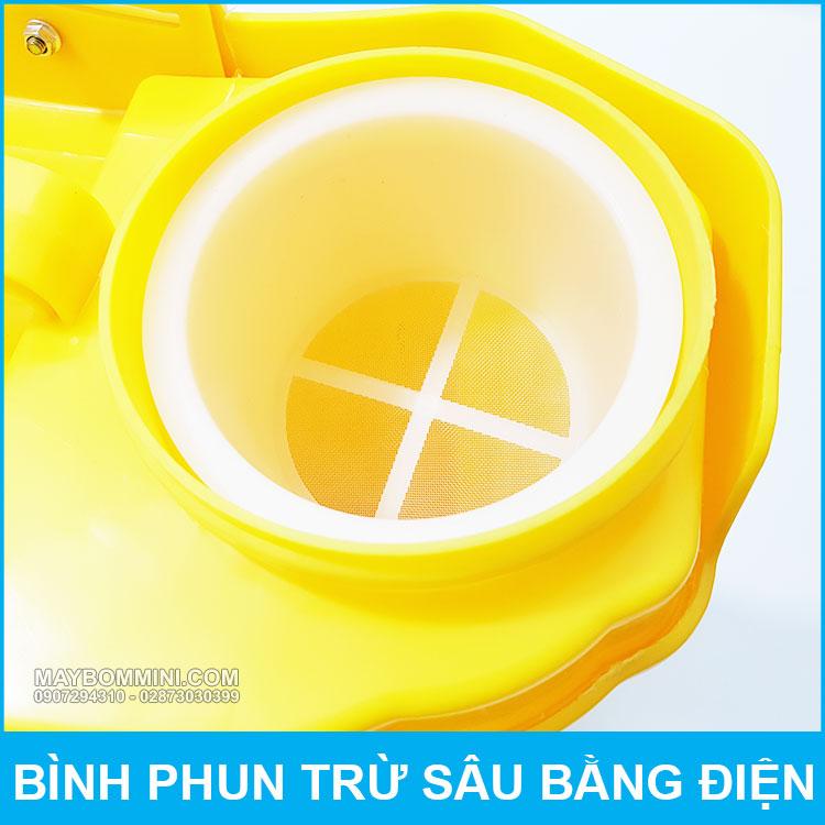 Loc Nuoc Binh Phun Thuoc Trua Sau QM315 18L