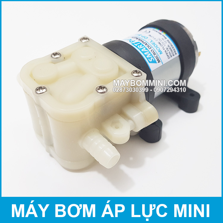 May Bom Mini Ap Luc Mini Nho Nhat DP 545 12V