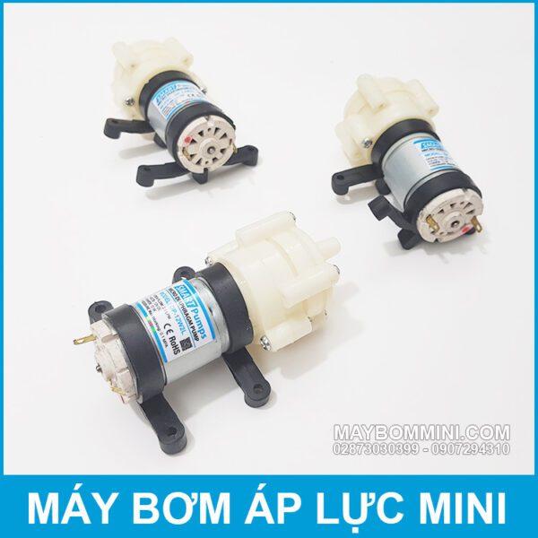 May Bom Phun Xit Hoa Chat Khu Khuan Mini 12V 2L 2W