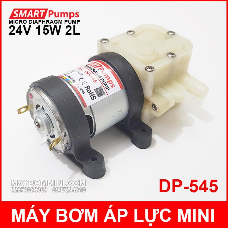 Micro Diaphragm Pumpi 24V 15W 2L Smartpumps DP 545