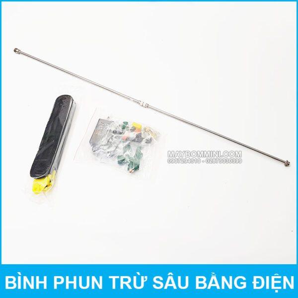 Ong Inox Phun Thuoc Sau 1 Met QM315