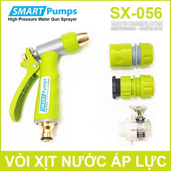 Sung Xit Nuoc Tuoi Cay Ve Sinh Nha Cua Smartpumps SX 056