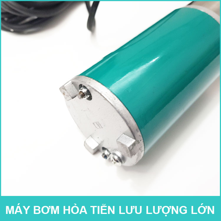 Bom Hoa Tien 24v Gia Re Chat Luong Cao