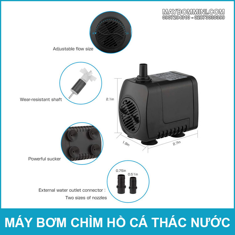 Cau Tao May Bom Chim AT 380