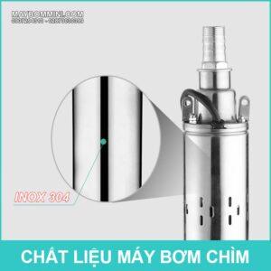 May Bom Chim 12v 24v Inox