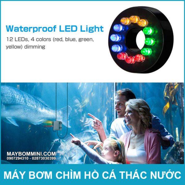 Den Led May Bom Chim AT 380