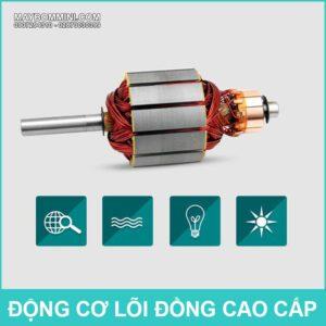 Dong Co Loi Dong May Bom Chim Hoa Tien